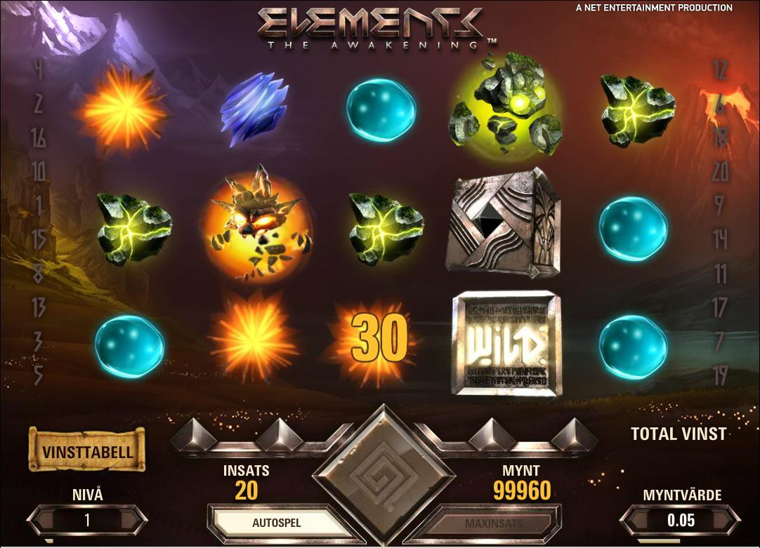 Elements - Mobil6000